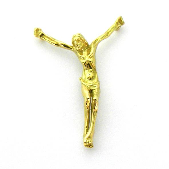 cristo modernista C1/507 oro amarillo