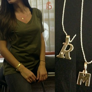 gold initial